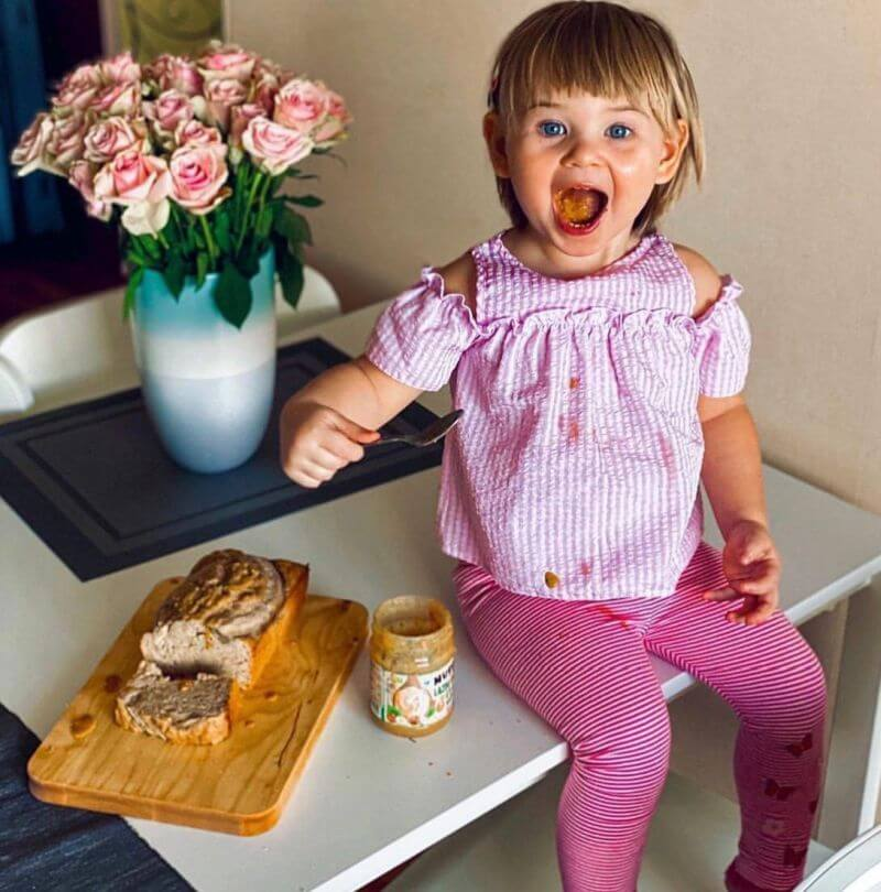 Nutego fakti - Bērnu uzturs